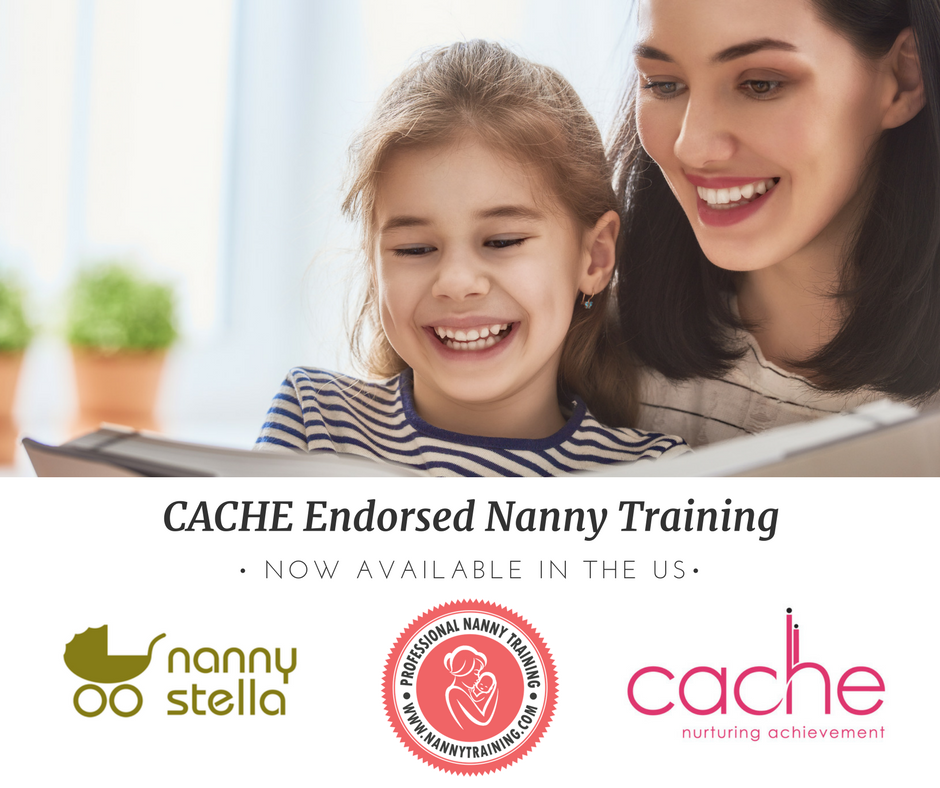 CACHE Endorsed Nanny Training