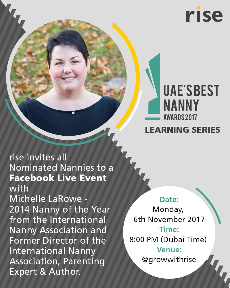 UAE's Best Nanny Awards