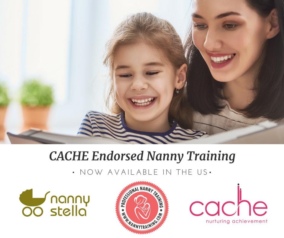 CACHE Endorsed Nanny Training