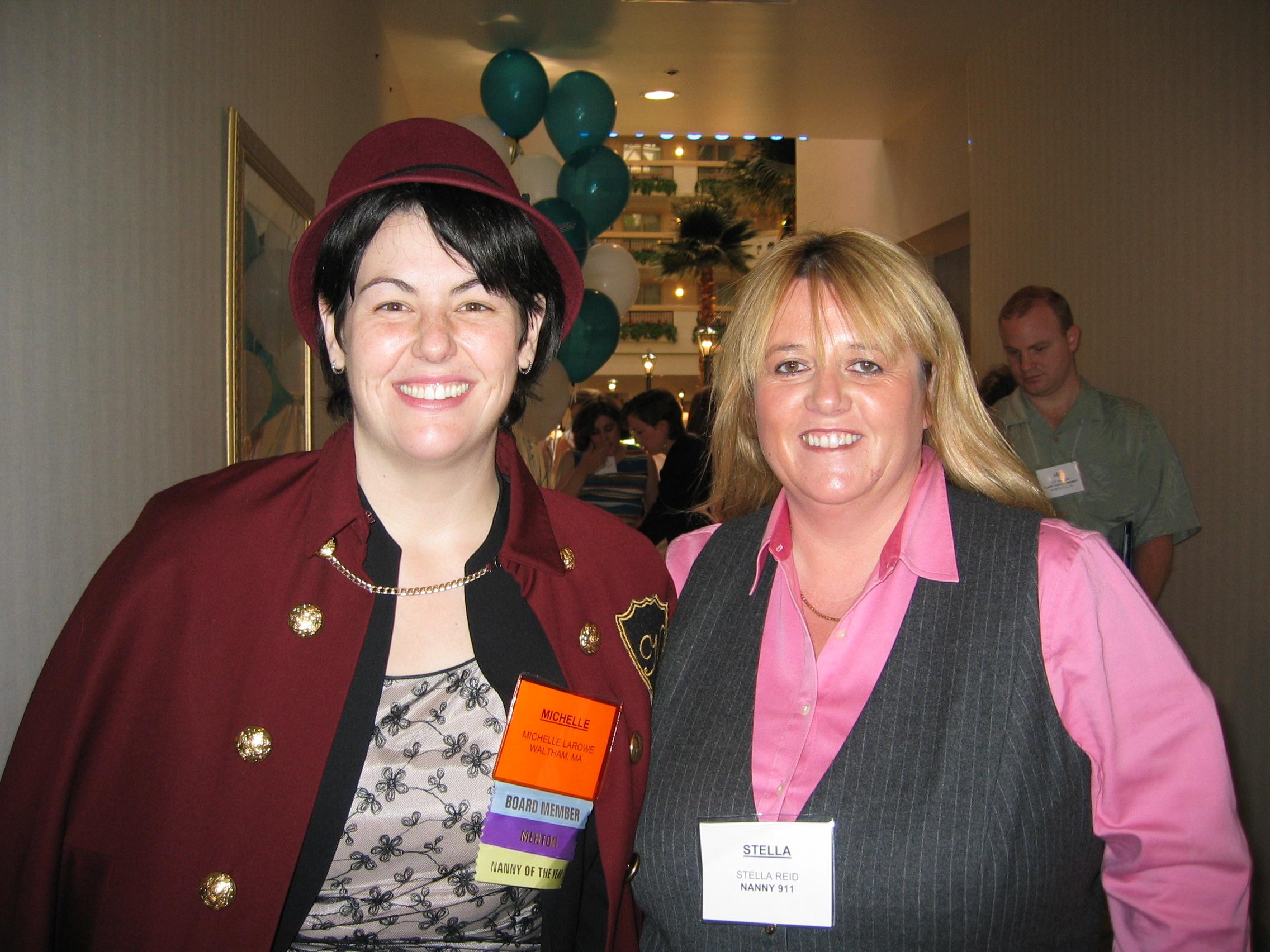 Partnership with Nanny Stella, Inc.