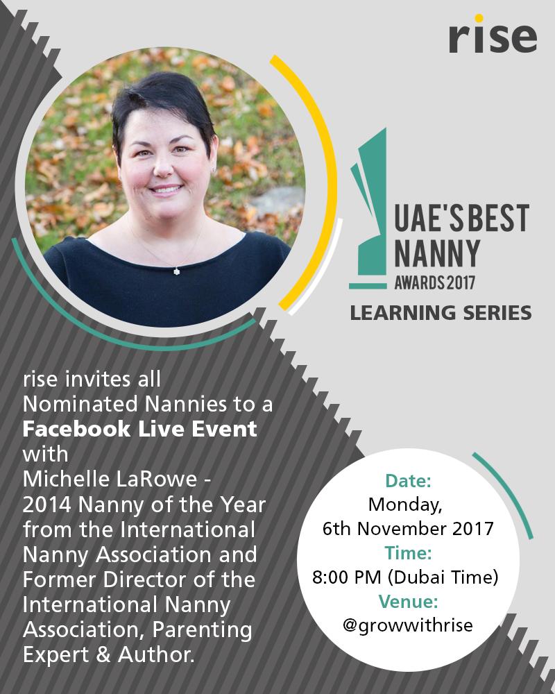 UAE's Best Nanny Awards